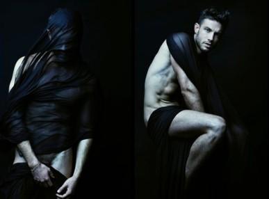 Johan Akan | 'The Veil' by Errikos Andreou