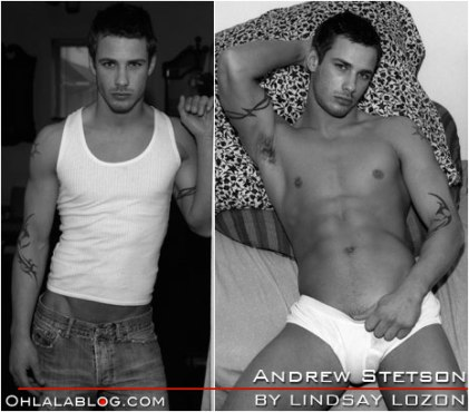 Andrew Stetson | Lindsay Lozon